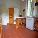 Villa Ronchi - die Küche