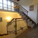 Villa Ronchi - das Treppenhaus