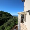 Versilia Ferienhaus Fabrizia - Balkon mit kleinem Wäscheraum