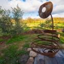 Bio Agriturismo Sang'Egle - Kunst im Garten