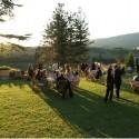Villa Il Salicone - großes Fest im Garten