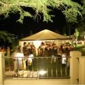Villa Il Salicone - festliche Gesellschaft am Abend