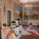 Villa Il Salicone - das Festzimmer
