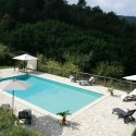Villa Il Salicone - privater Swimmingpool