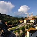 der Ort Serravalle Pistoiese