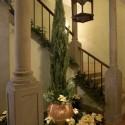 Villa Il Salicone - die antike Steintreppe