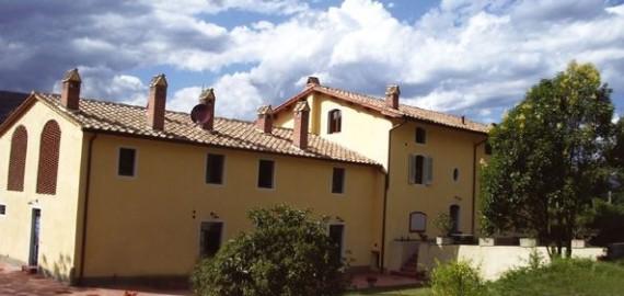 Landgut Campo Antico mit 5 Ferienwohnungen