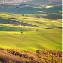 Faszinierende Landschaft bei San Casciano dei Bagni