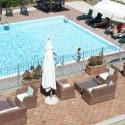 Toskana Ferienanlage Relais I Piastroni - der Swimmingpool