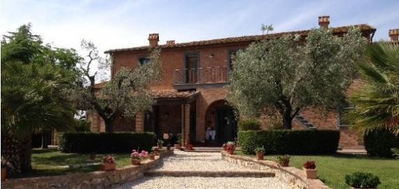 Ferienresidenz Casale Etrusco