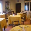 Forte Sorgnano - das hauseigene Restaurant