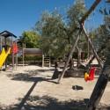 Forte Sorgnano - der schön gestaltete Kinderspielplatz