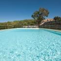 Forte Sorgnano - der Pool