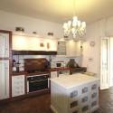 Ferienvilla del Sole - die sehr gut ausgestattete Küche