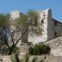 Sovana - die alte Festung aus dem 11. Jahrhundert