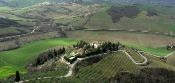 Ferienvilla del Sole in beeindruckender Panoramalage