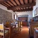 Ferienwohnung Portico - Essplatz mit Kochecke