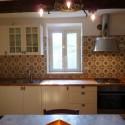 Ferienhaus Maremma Il Brocco - die Küche