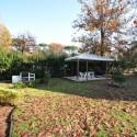 Ferienhaus Versiliana - Gartenpavillon und Grillplatz