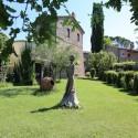 Skulpturen-Kunst im Garten