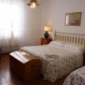 Ferienhaus Maremma Il Brocco - das Dreibettzimmer