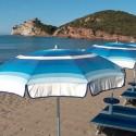 Der Strand von Le Rocchette