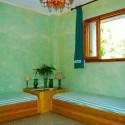 Ferienhaus Versiliana - Schlafzimmer Nr. 4 mit zwei Einzelbetten