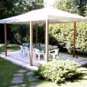 Ferienhaus Versiliana - der Gartenpavillon