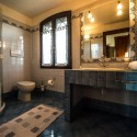 Ferienhaus Vinci - das zweite Bad in der 1. Etage