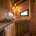 Ferienhaus Vinci - das Bad in der Mansarde