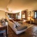 Ferienhaus Vinci - der elegant eingerichtete Wohnraum