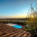 Ferienhaus Vinci - die Aussicht vom Obergeschoss