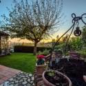 Ferienhaus Vinci - der gepflegte Garten
