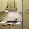 Stadtwohnung Florenz - die Küche