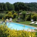 Agriturismo Santa Maria - der Poolbereich