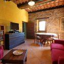 Ferienhaus Garfagnana, Innenansicht
