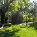 Agriturismo Santa Maria - der weitläufige Garten