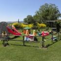 Der Spielplatz für die kleinen Hausgäste