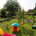 Agriturismo Santa Maria - der Kinderspielplatz