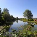 Agriturismo Santa Maria - der private Fischteich