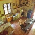 Ferienwohnung Santa Maria - Loggia - die Wohnküche mit Essplatz