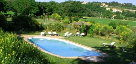 Agriturismo Santa Maria mit großem Poolbereich