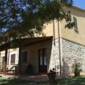 Das Landhaus Podere Capriolo mit vier Ferienwohnungen
