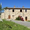 Ferienhaus Podere Collolungo - das Haupthaus für 7 Personen