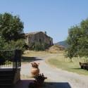 Das Landhaus Podere Capriolo im Val di Cecina