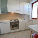 Ligurien Ferienwohnung - Küche