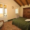Ferienwohnung Sughera di Sopra - Schlafzimmer