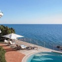 Toskana Ferienhaus mit atemberaubendem Meerblick