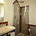 Ferienwohnung Sughera di Sopra - Badezimmer
