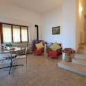 Ligurien Ferienwohnung - der Wohnraum